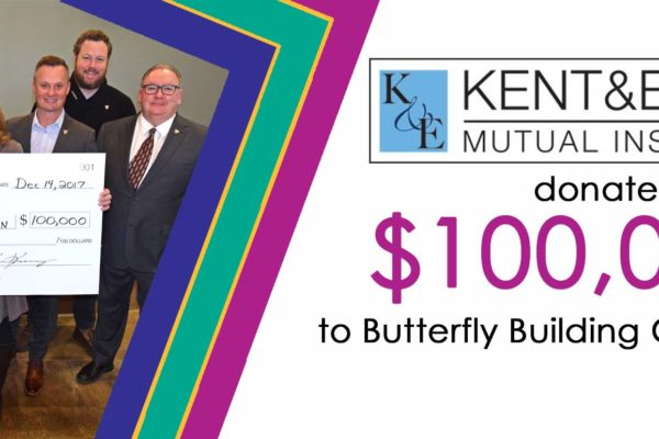 CTC Foundation receives $100,000 from Kent & Essex Mutual Insurance