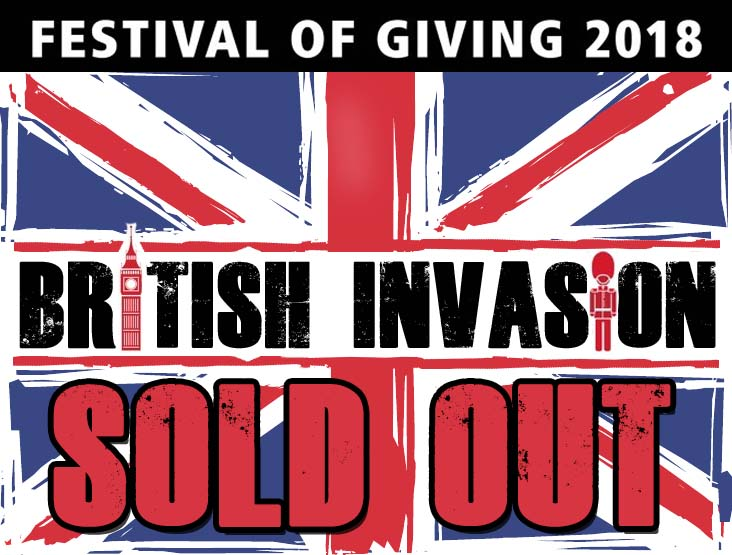 17th Annual Festival of Giving is sold out!