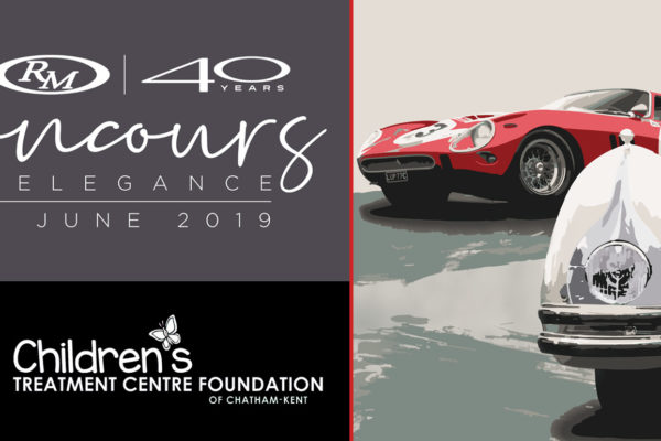 RM Concours event banner