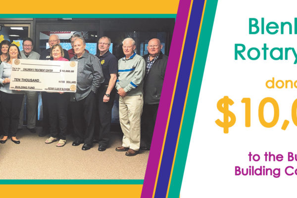 Blenheim Rotary Donation web banner 2019