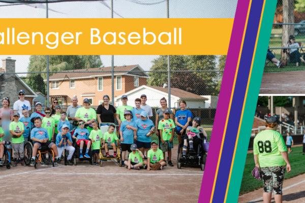 Challenger Baseball 2019