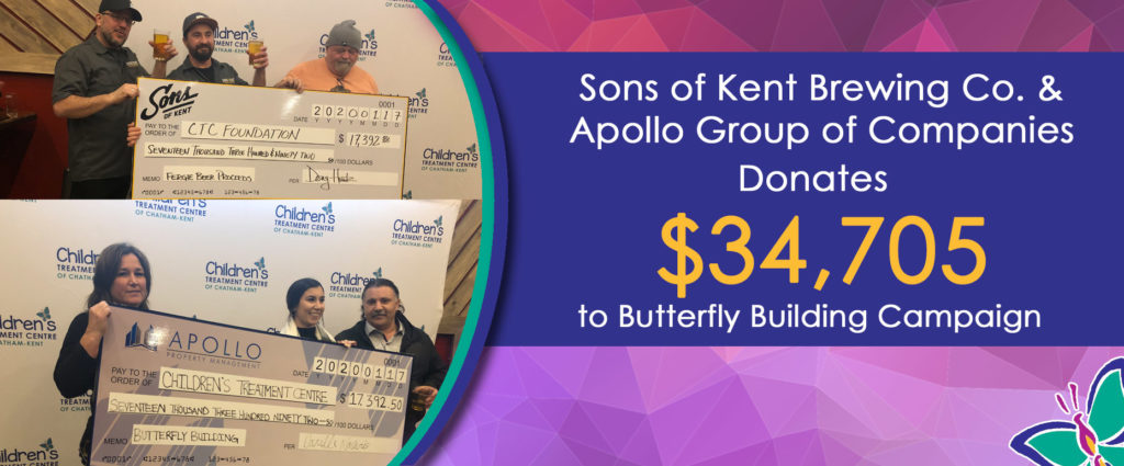 Sons of Kent, Apollo web banner 2020