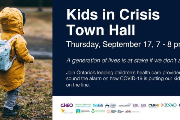 Kids in Crisis web banner